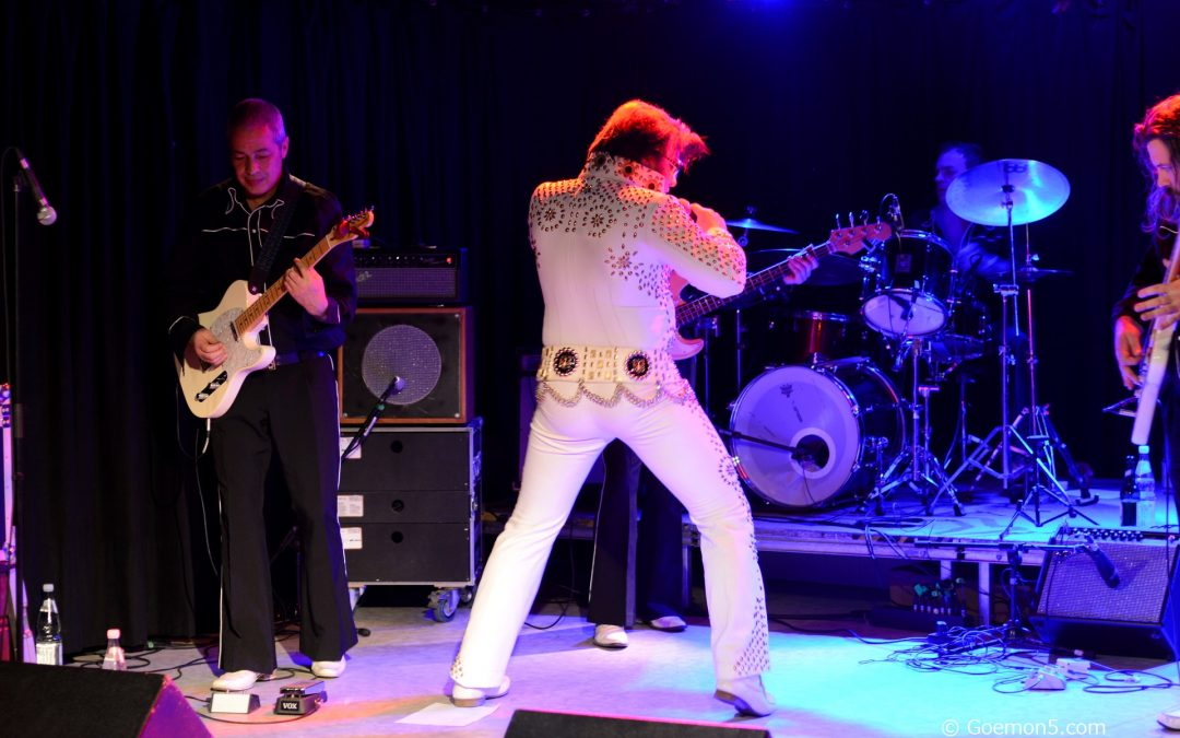 Konzert: Elvis lebt