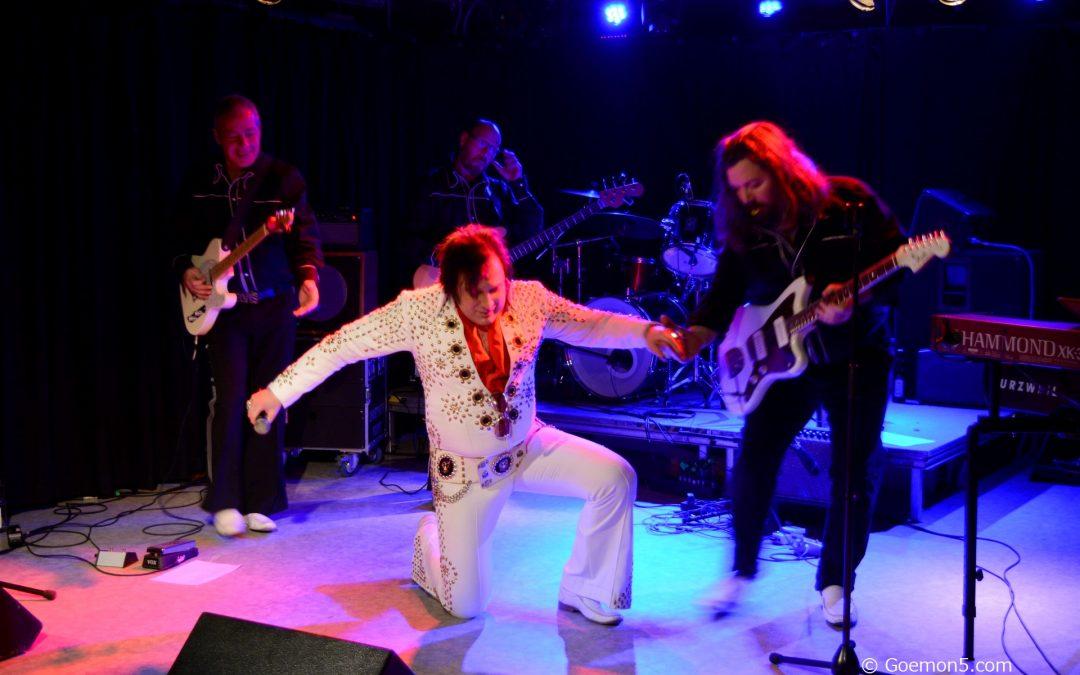 live The Soul of Elvis – Denn der Rock'n'Roll wird niemals sterben