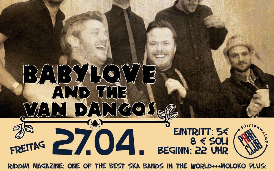 Konzert: Babylove & the van Dangos (DK)