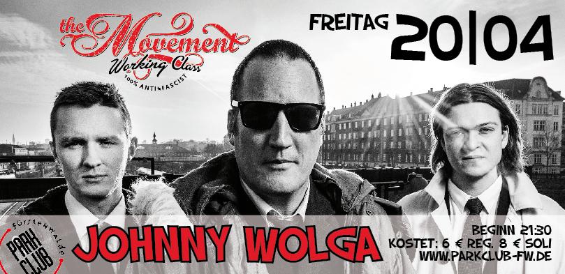 Konzert: The Movement (DK)