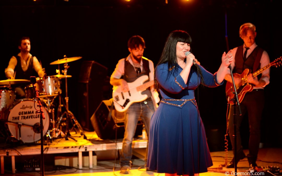 Konzert: Gemma & The Travellers (Fr)