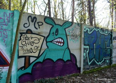 Parkclub Graffiti 02