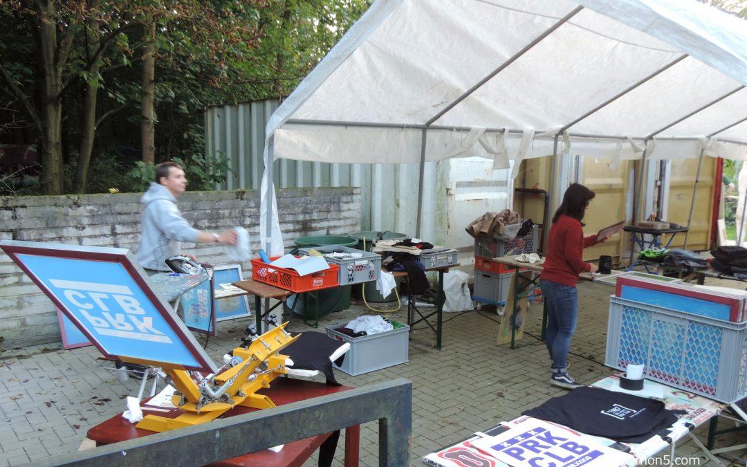 Schnell-Kunst-Tage 2018 – Finissage