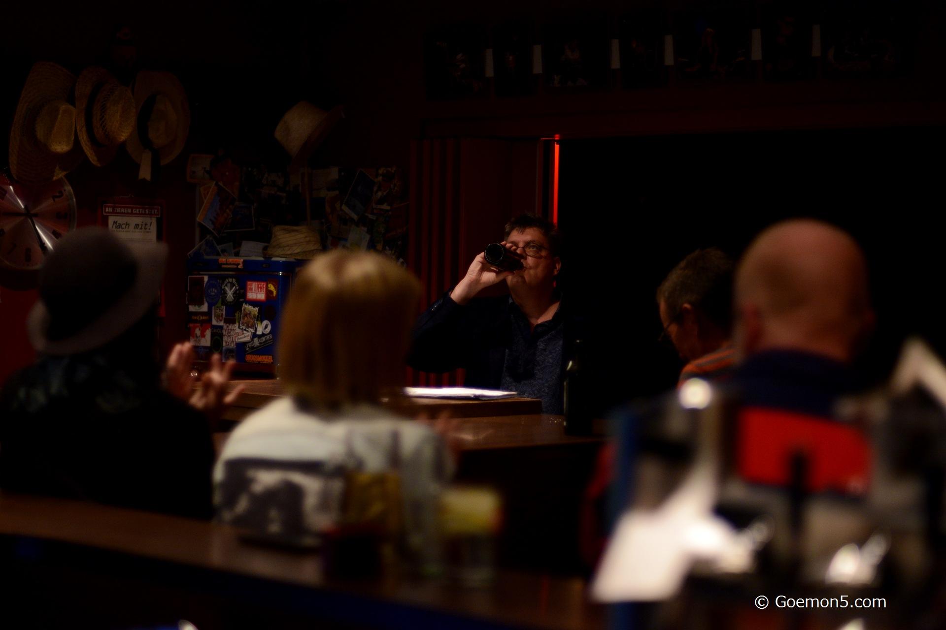 Andreas Spider Krenzke at Parkclub 8