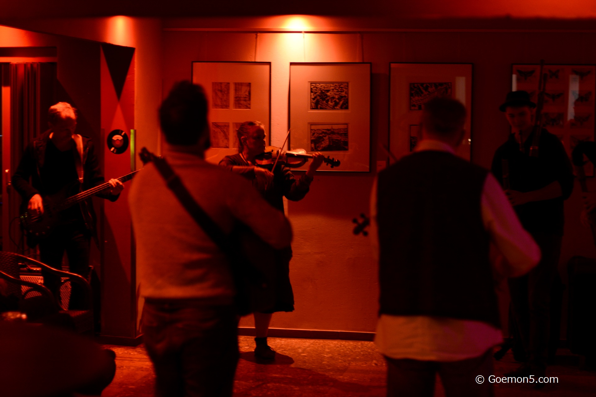FolknWalde at Parkclub 2018 - Folk Sessions 02