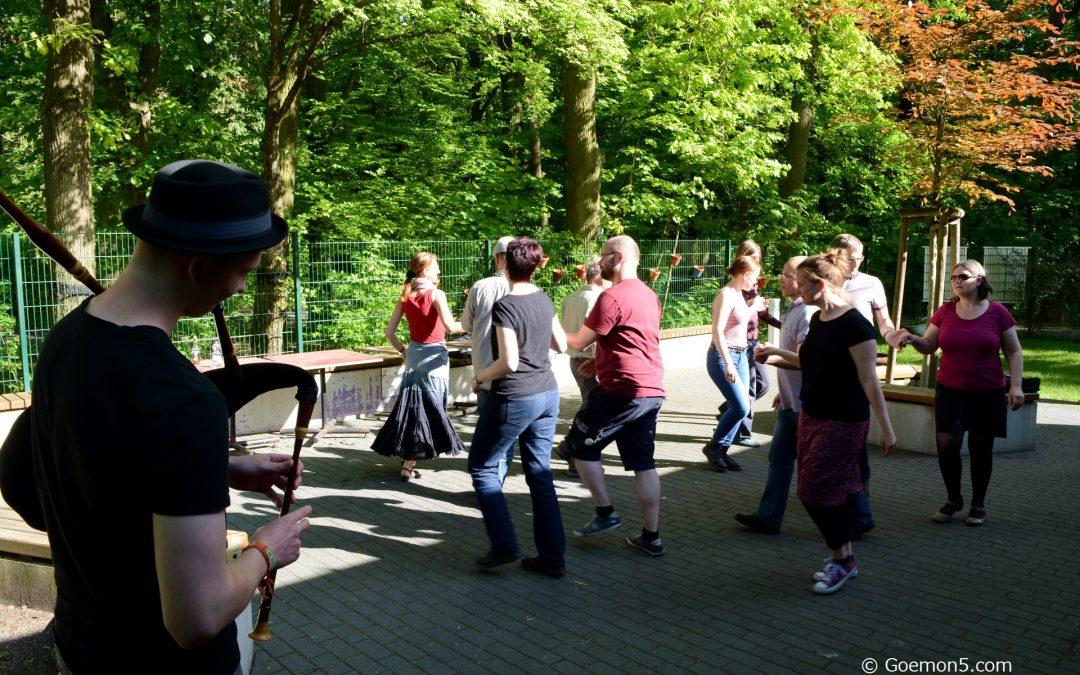 Folxtanzworkshop – Tanzkurs auf Traditionell