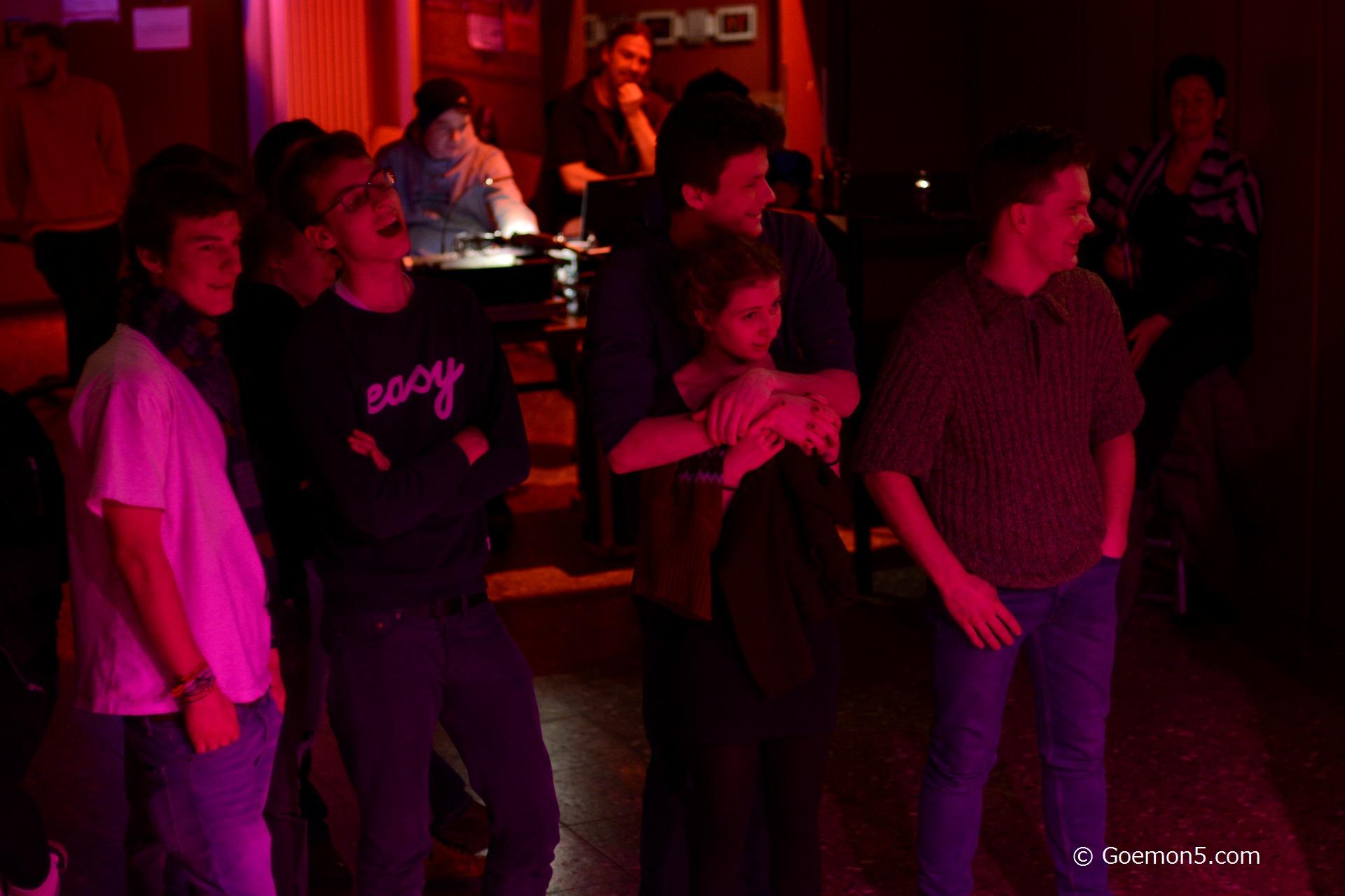 OK Sweetheart at ParkClub 12