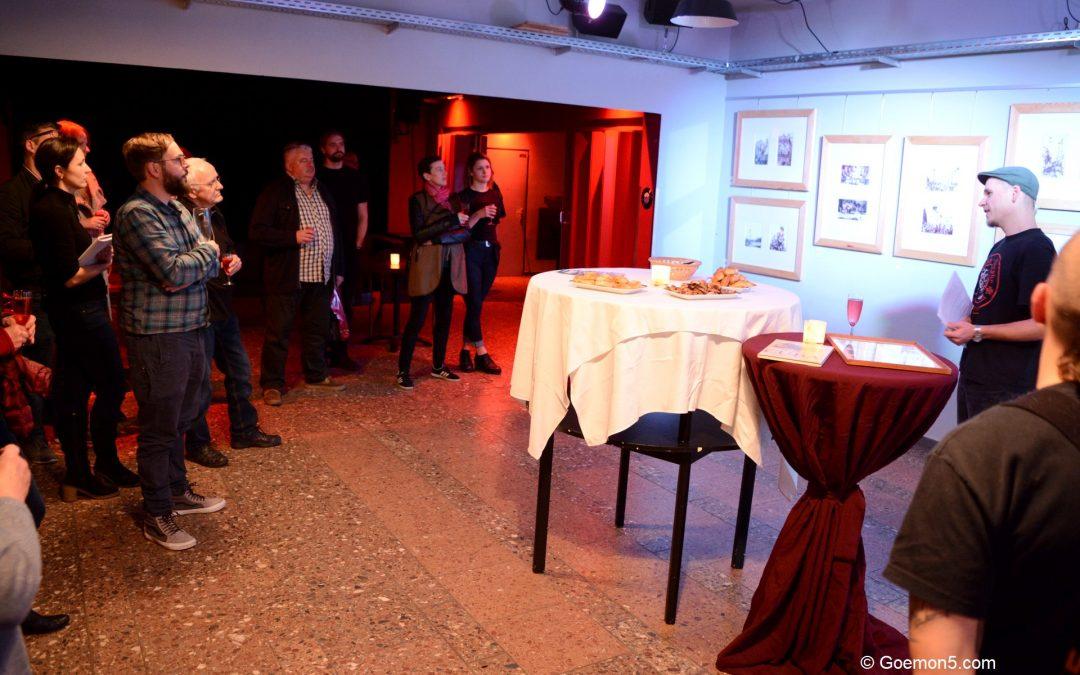 Schnell-Kunst-Tage 2018 – Vernissage