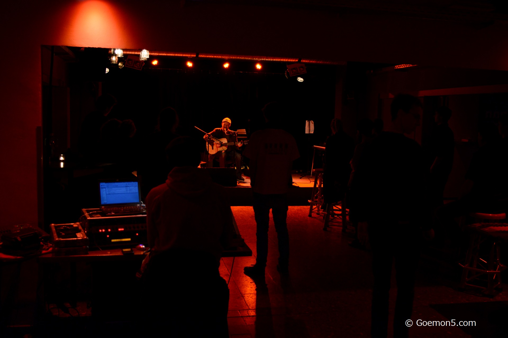 Thomas Strauch at ParkClub 01