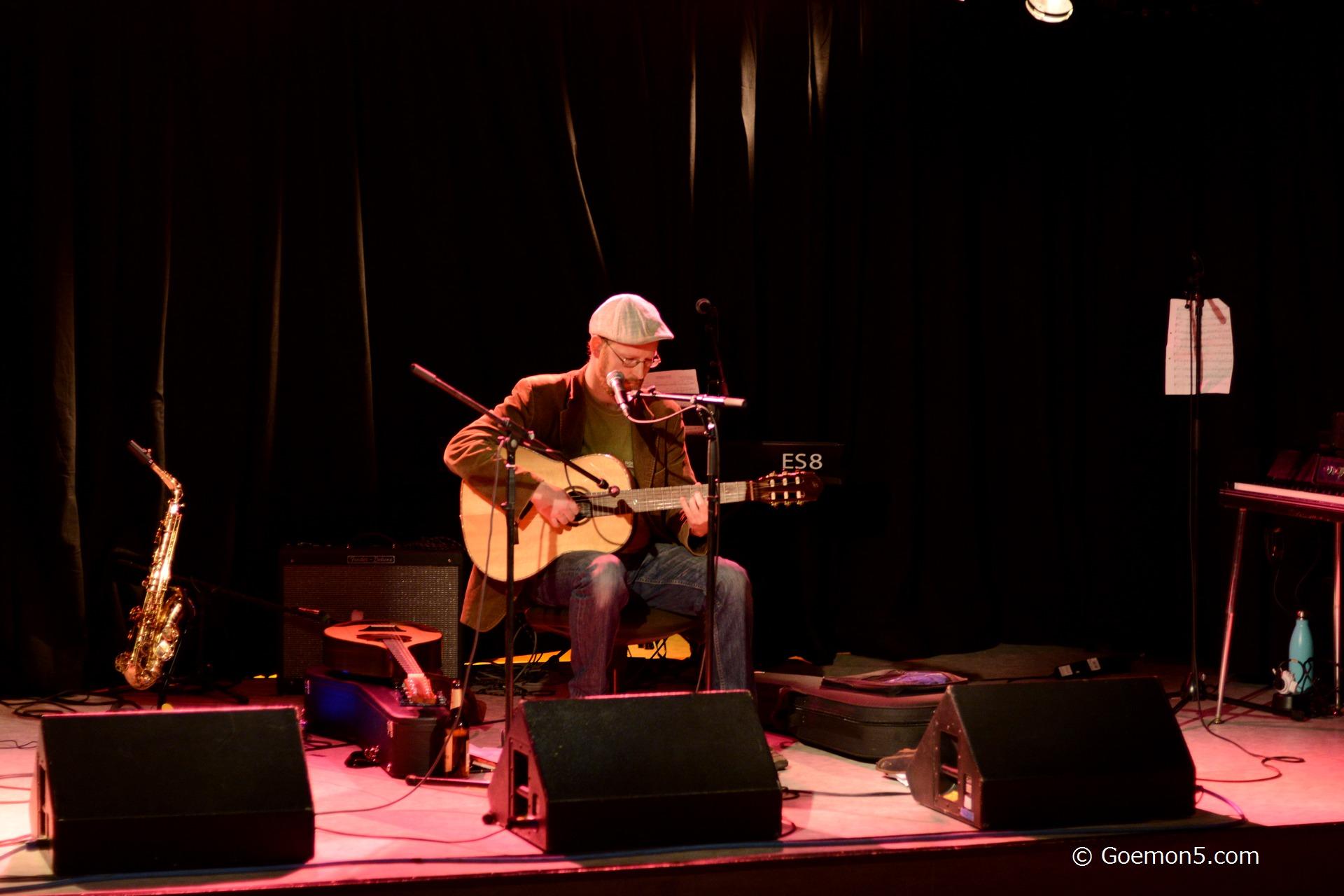Thomas Strauch at ParkClub 05