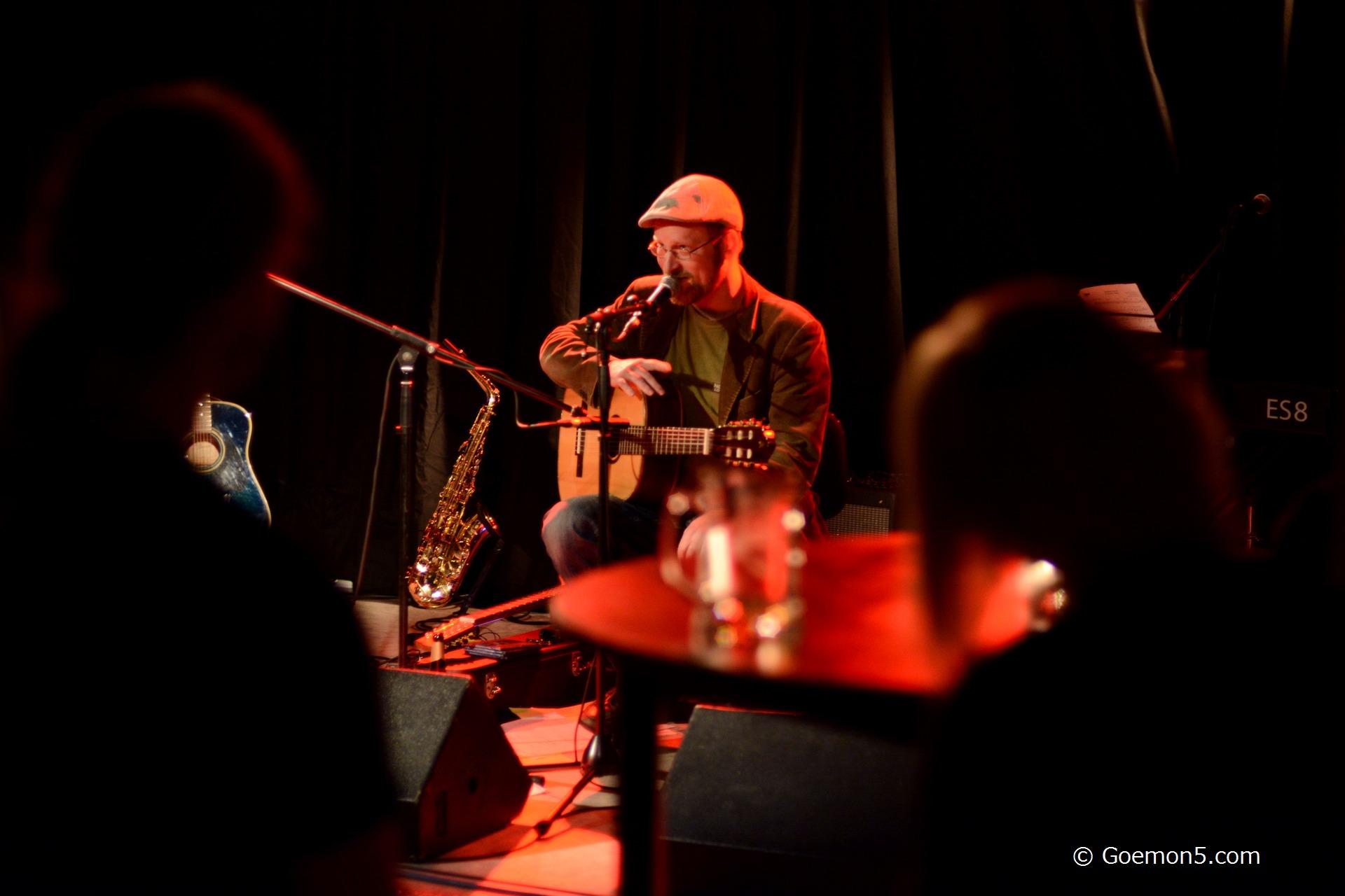Thomas Strauch at ParkClub 10
