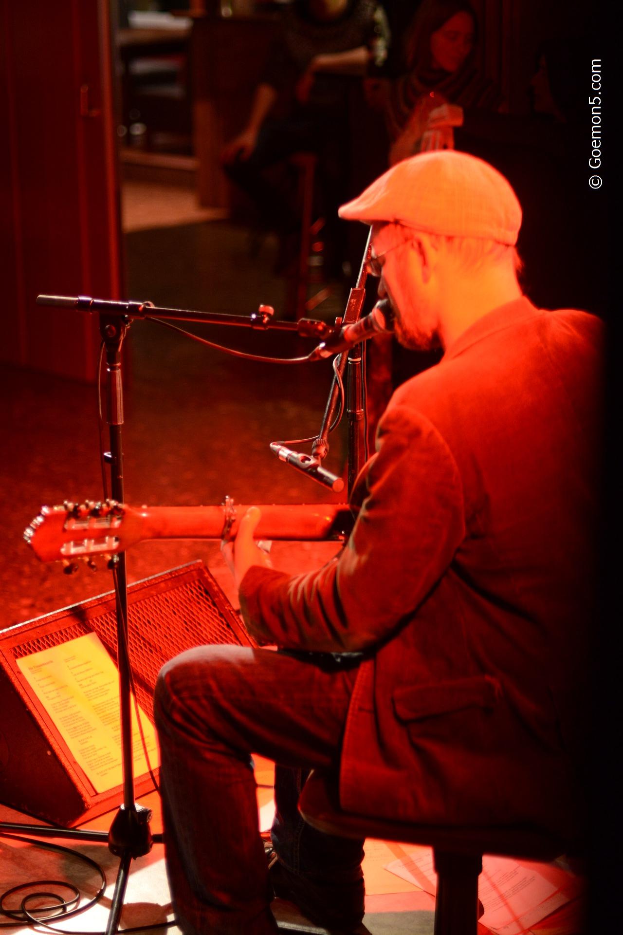Thomas Strauch at ParkClub 16