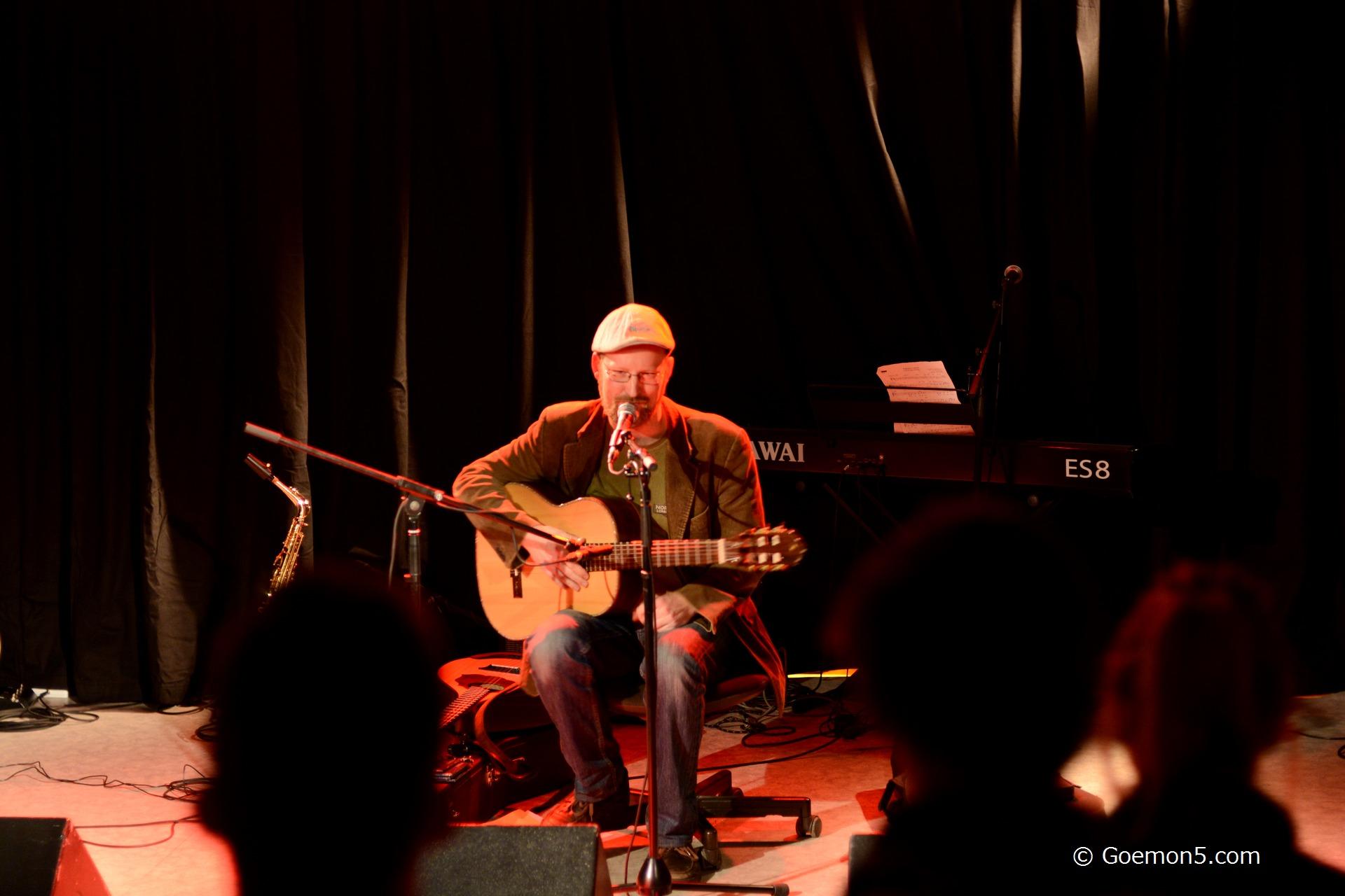 Thomas Strauch at ParkClub 19