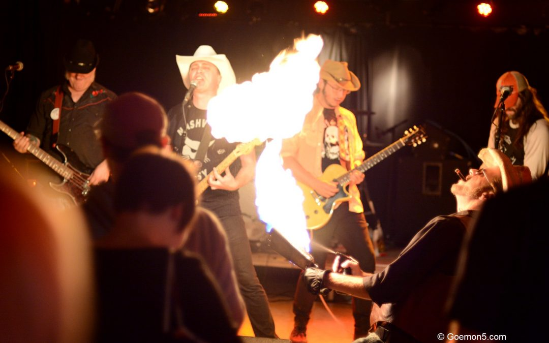 Konzert: APE Shifter und White Cowbell Oklahoma