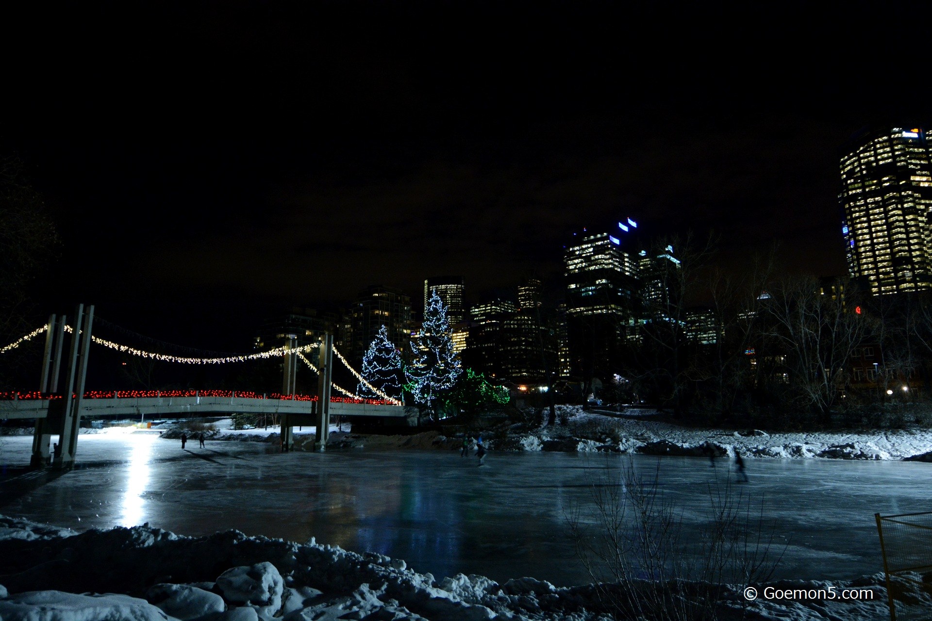 Calgary Night 215