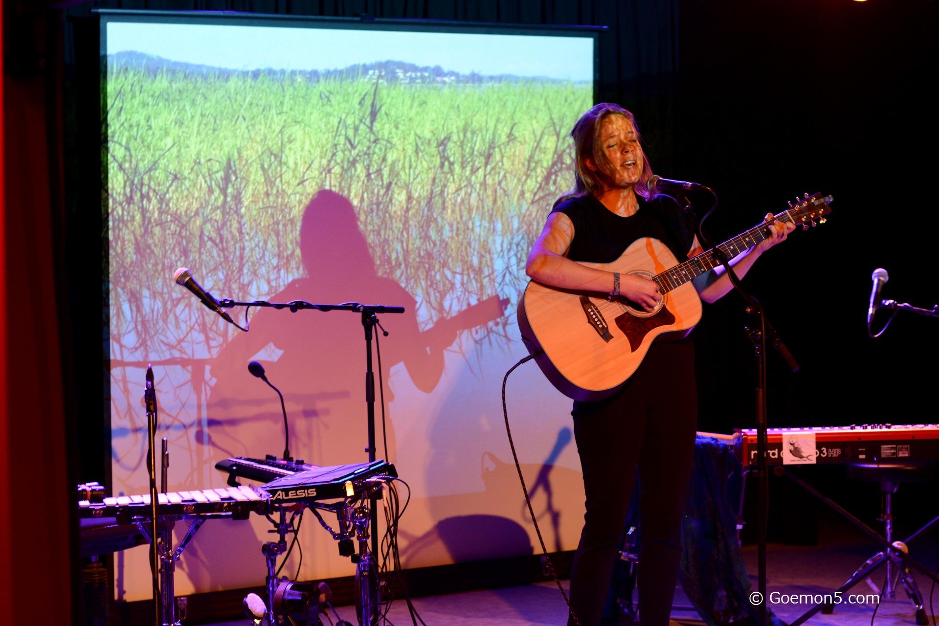 Marie Feiler at Parkclub 10