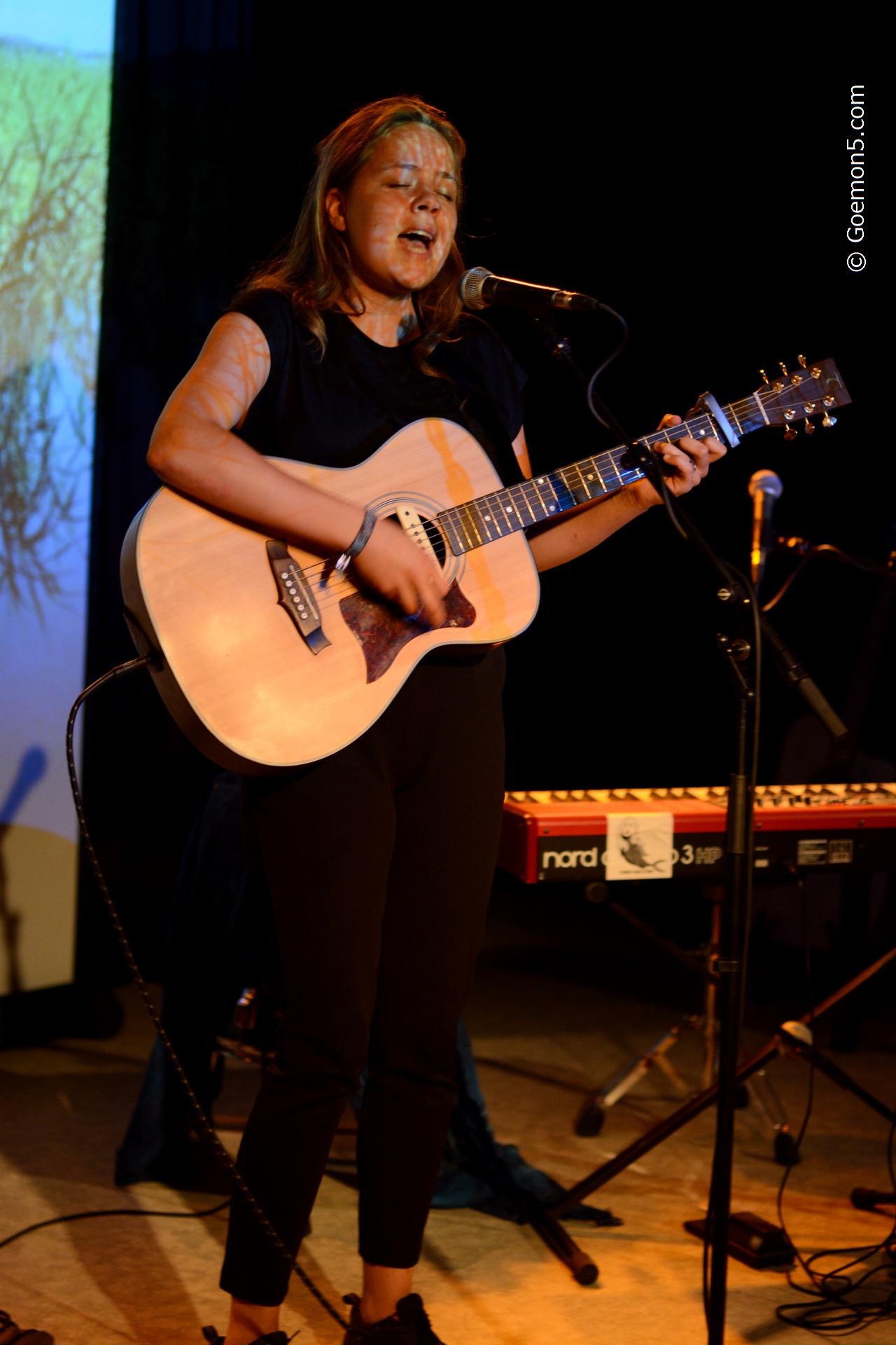Marie Feiler at Parkclub 15