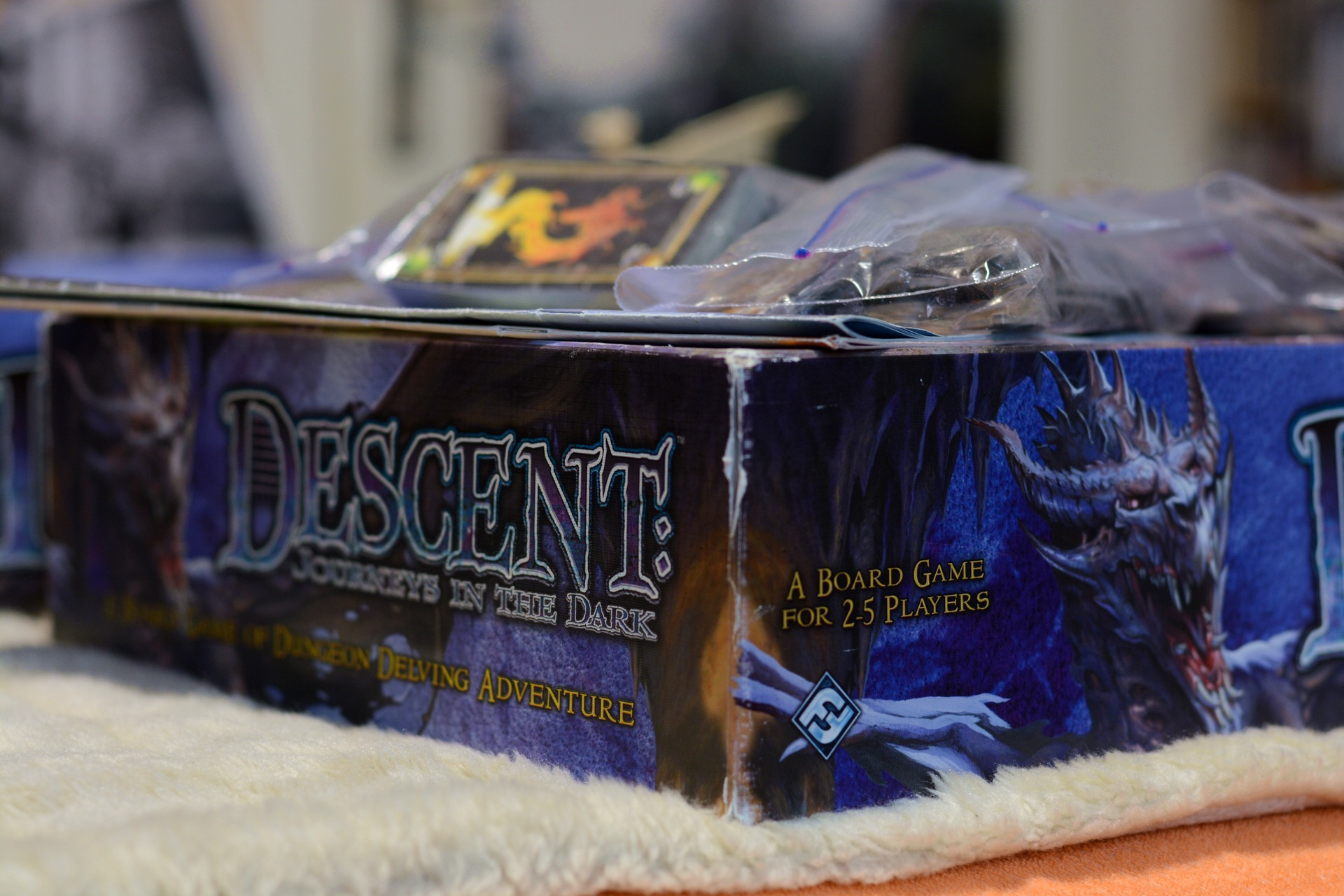 Descent Brettspiel