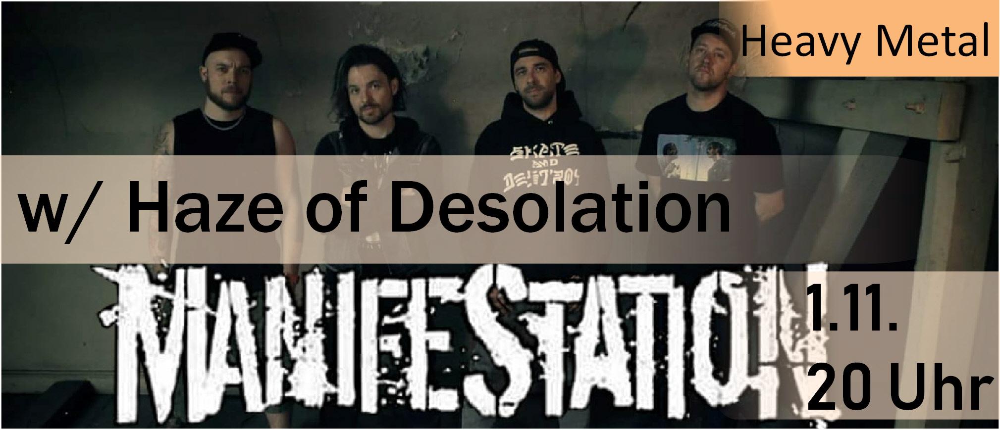 11-01 Manifestation im Parkclub