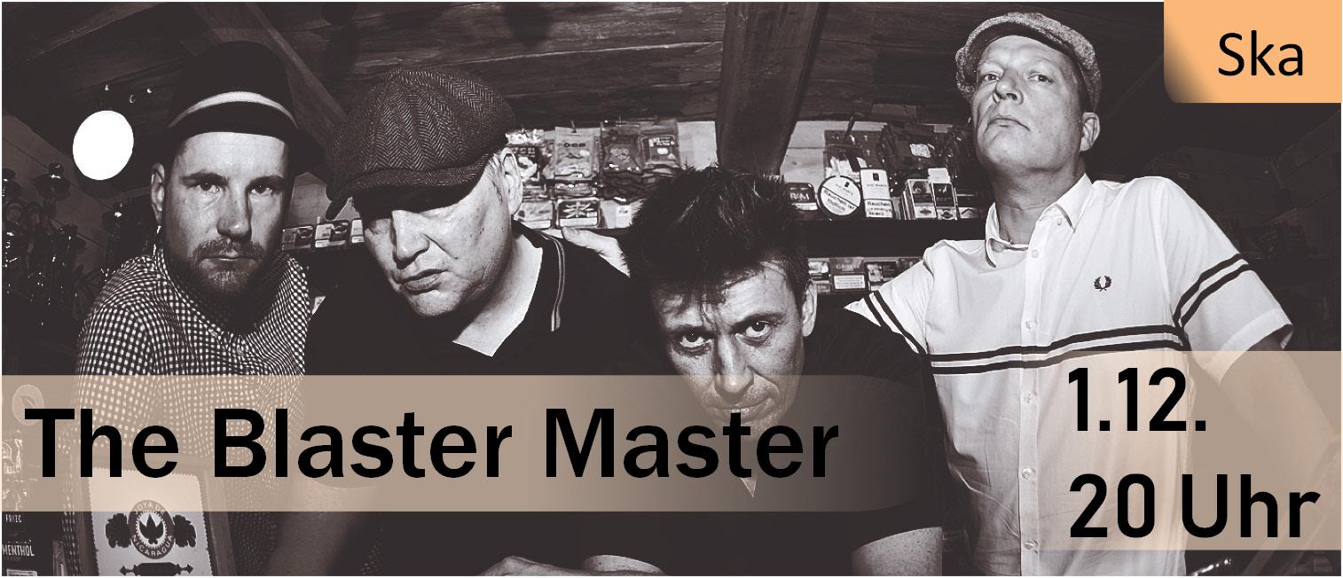 12-01 Master Blaster im Parkclub