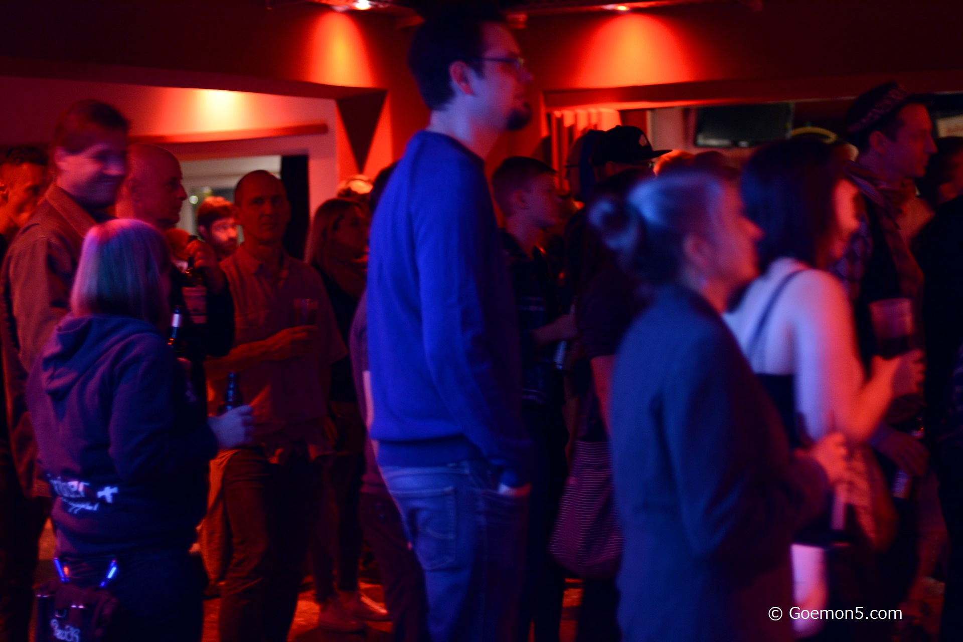 Acht Eimer Hühnerherzen at Parkclub 04