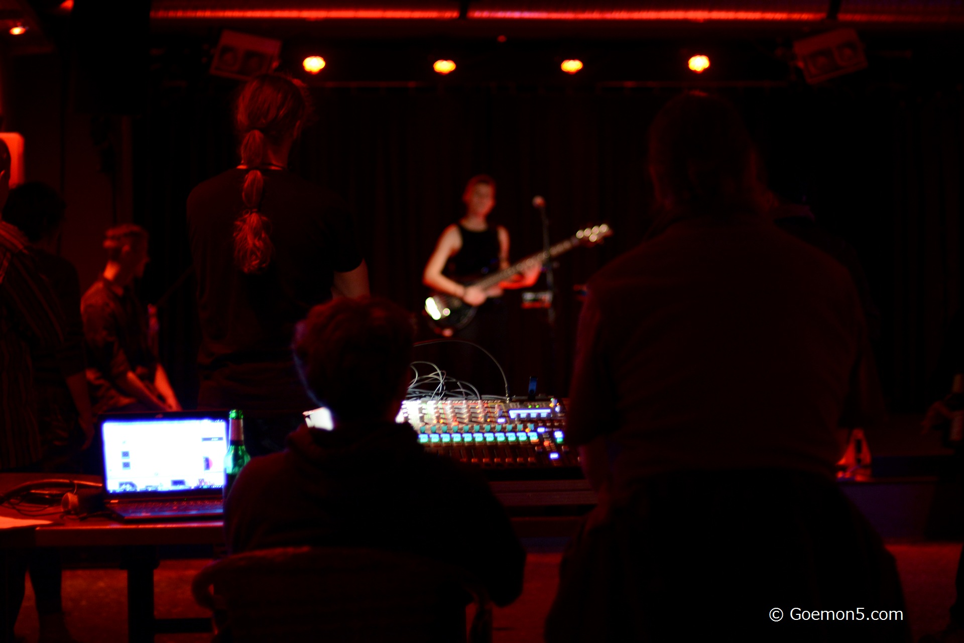 Finkbass im Parkclub 08