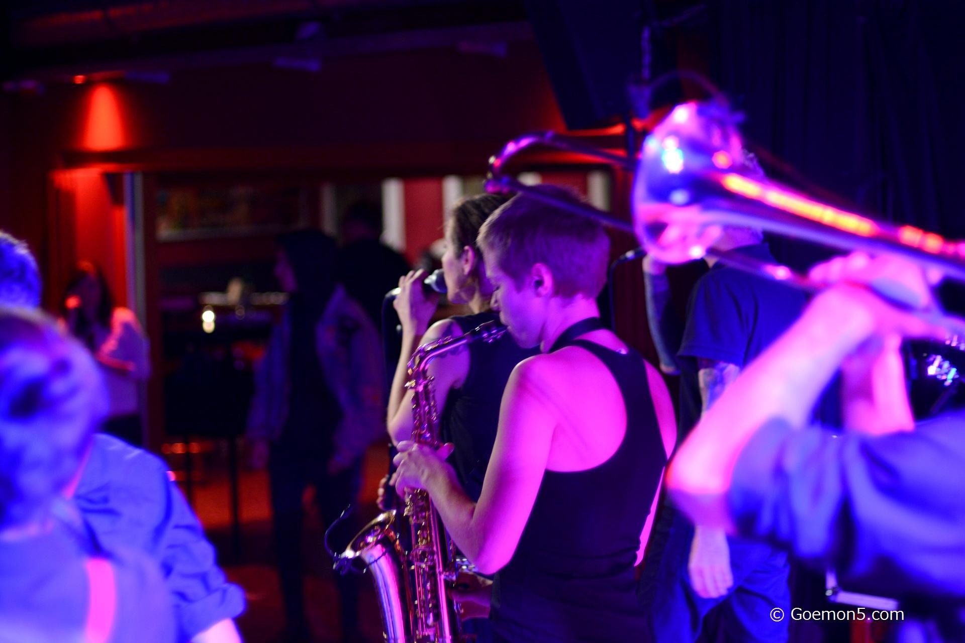 Knattertones at Parkclub 15