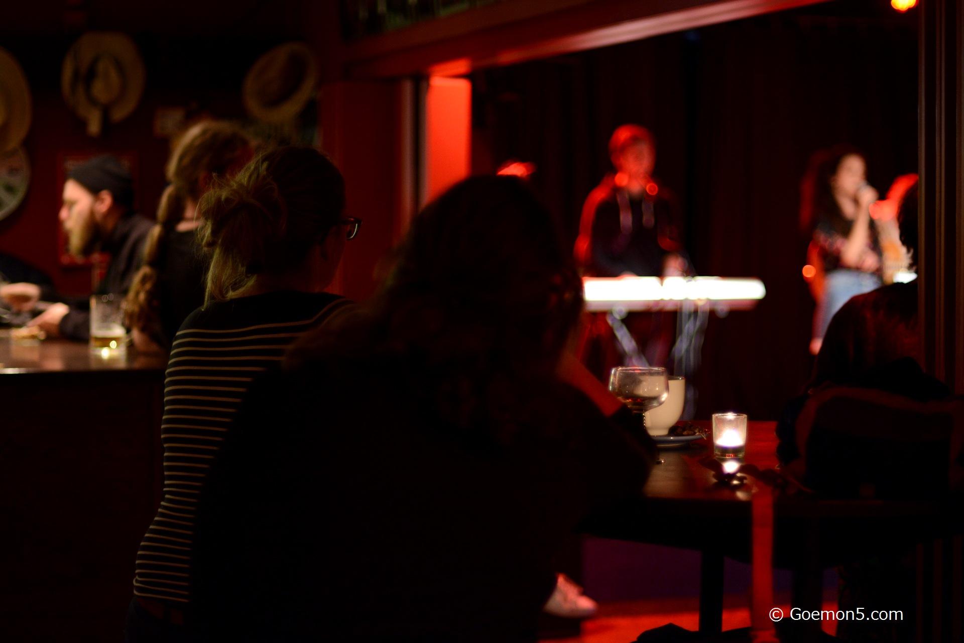 Sam & Sara im Parkclub 11