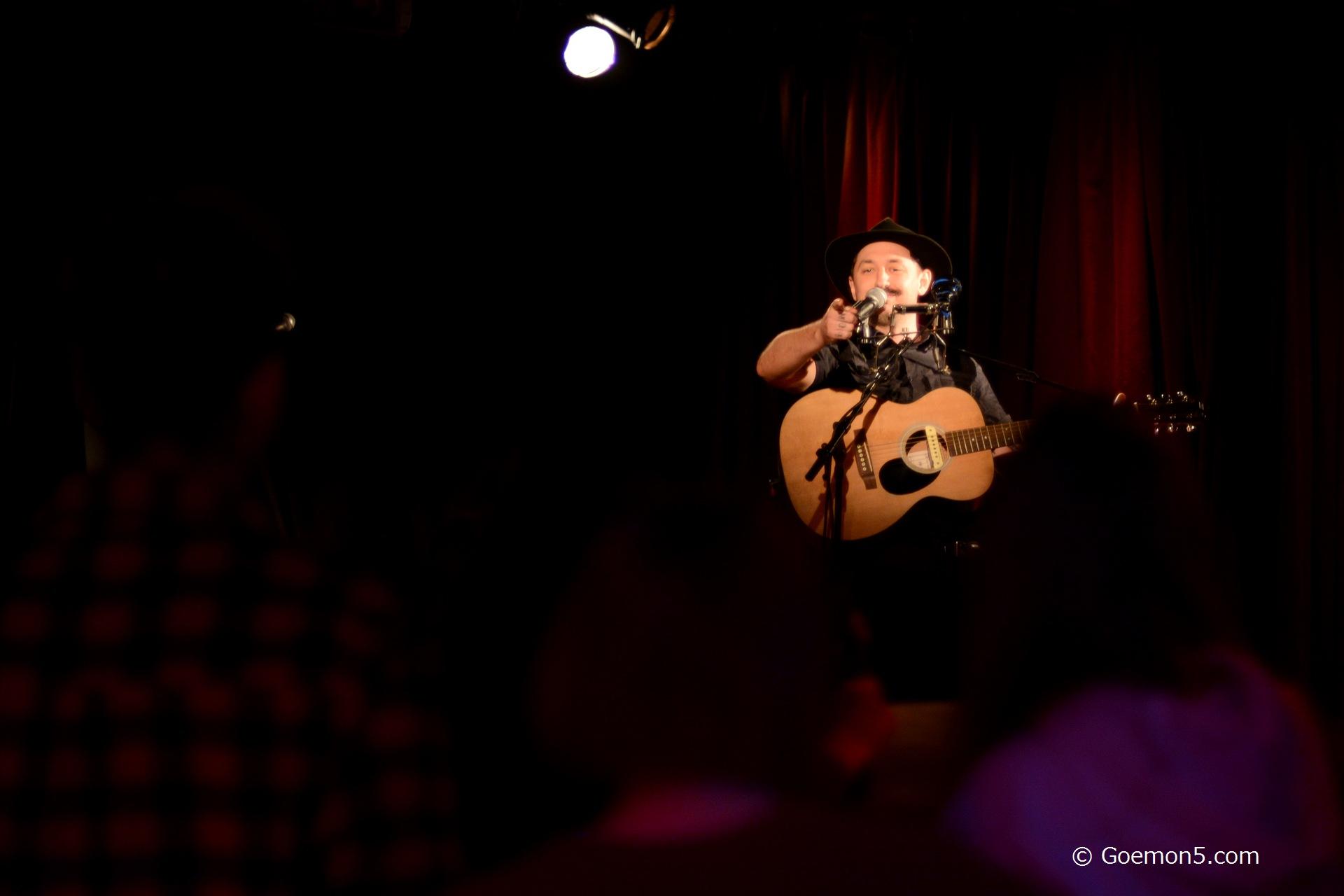Sasha Boole at Parkclub 01