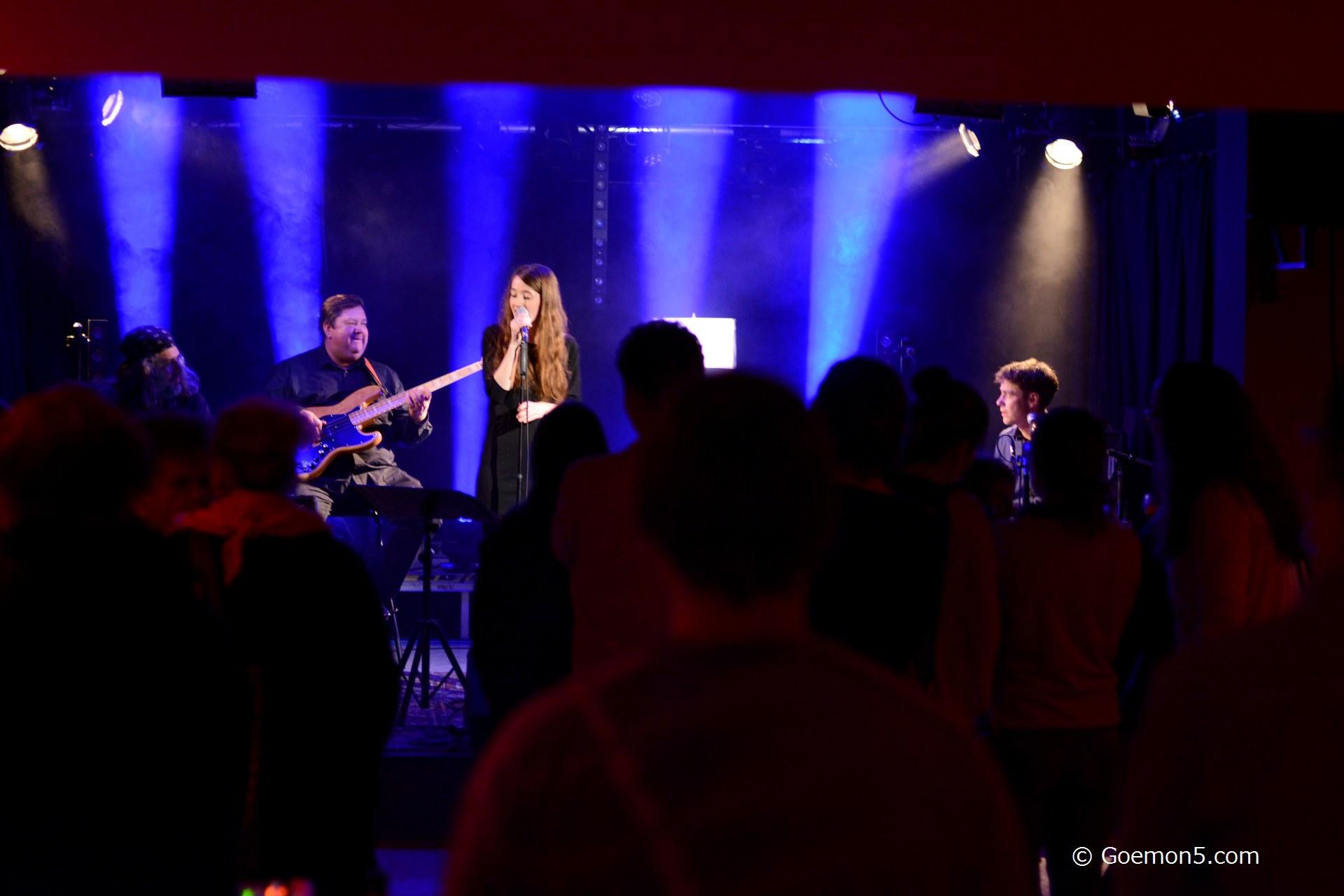 Annemarie Mai Band im Parkclub 18