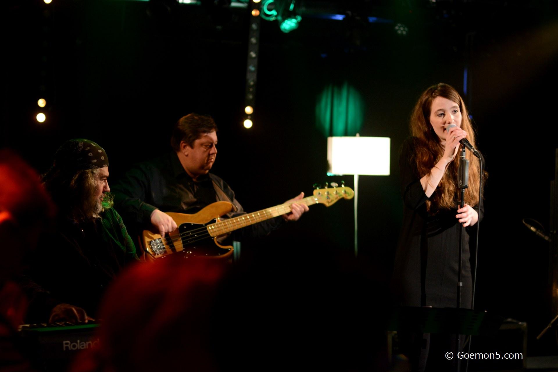 Annemarie Mai Band im Parkclub 24