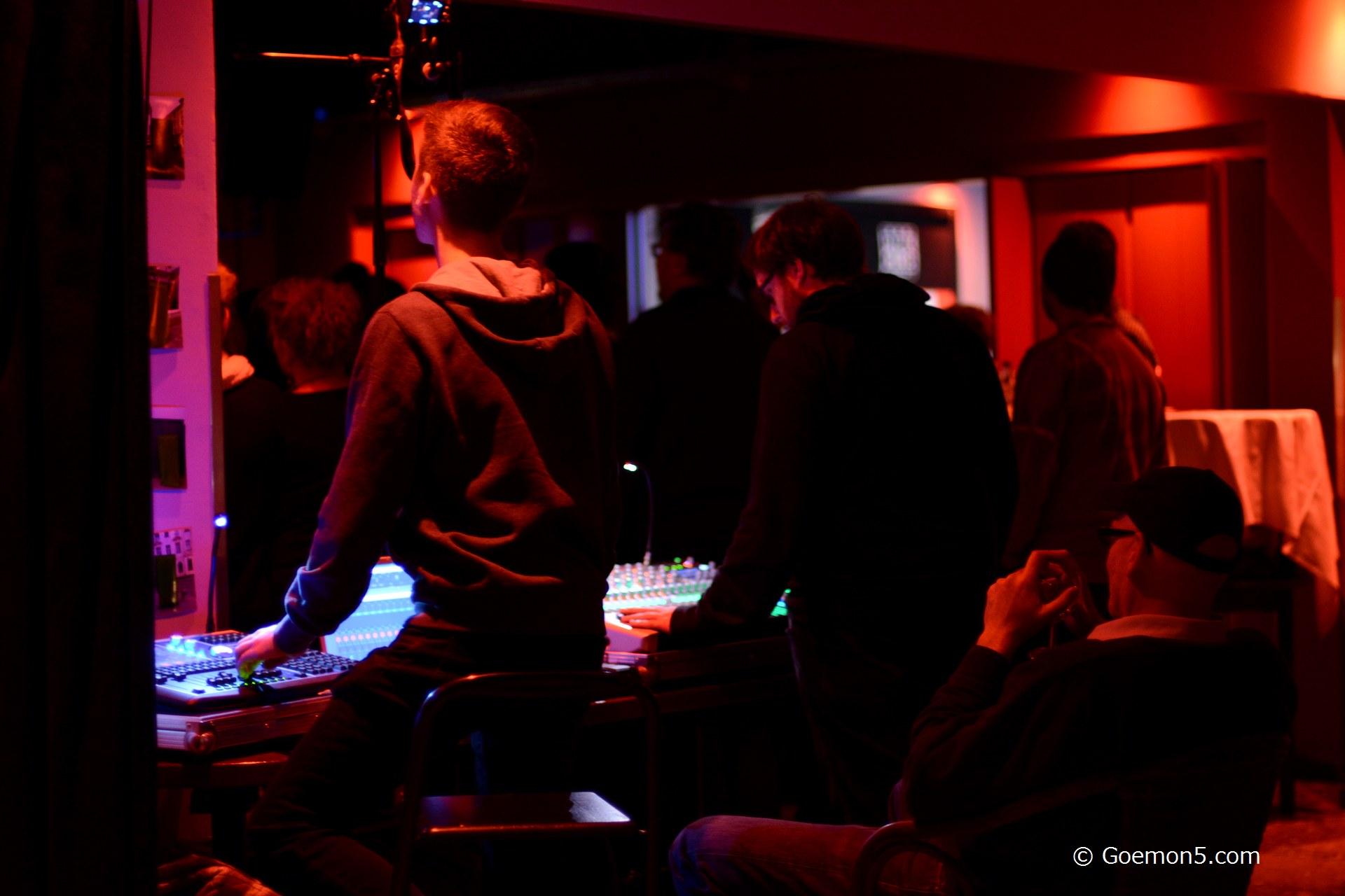 Annemarie Mai Band im Parkclub 26
