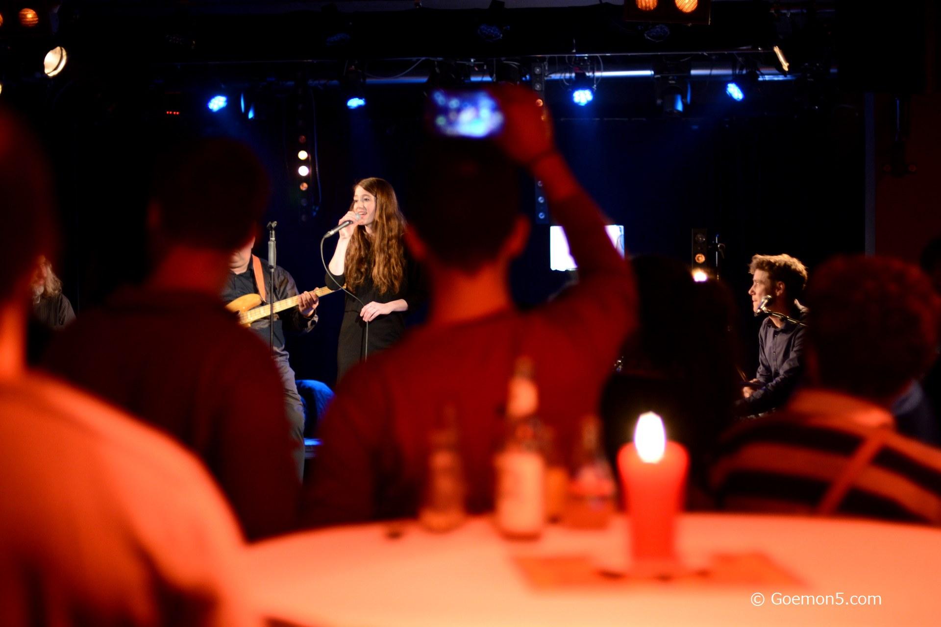 Annemarie Mai Band im Parkclub 27
