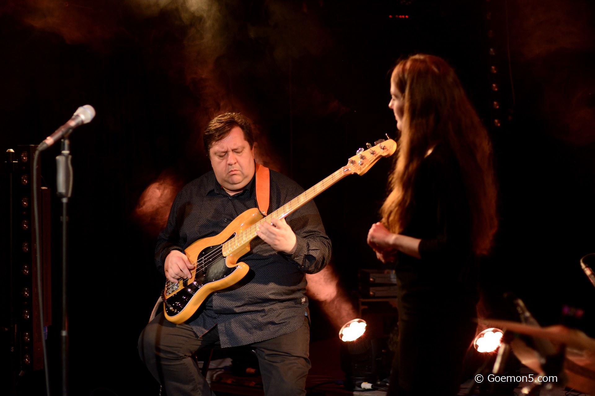 Annemarie Mai Band im Parkclub 31