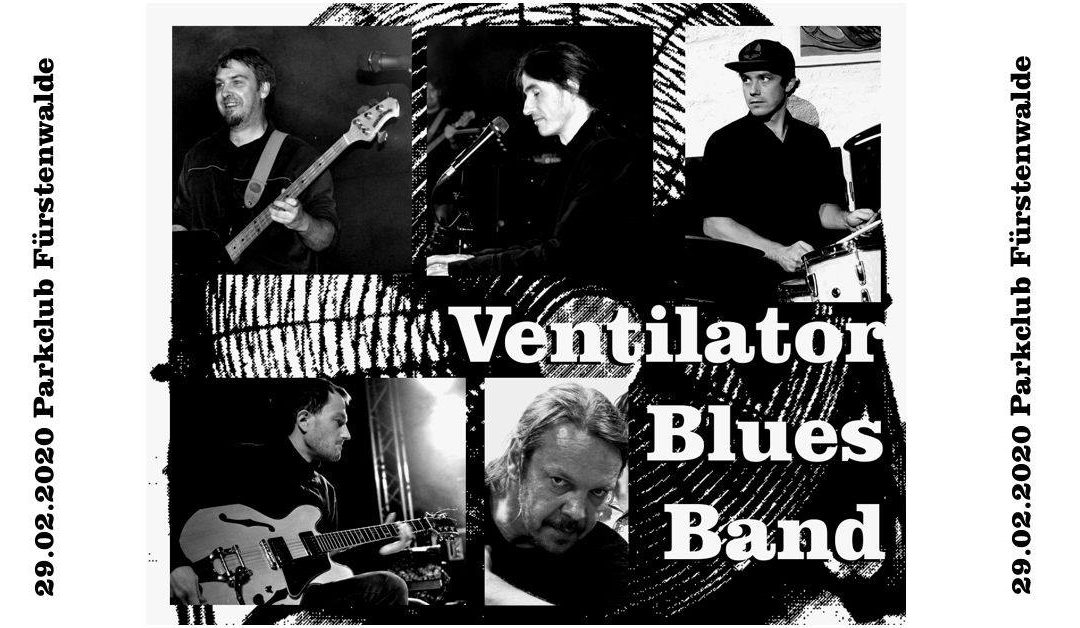 live Ventilator Blues Band