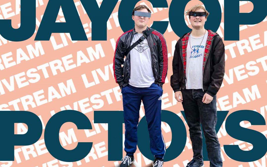 live im stream JAYCOP w/ PC TOYS