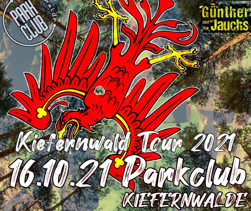 live Oi!ronie w/ Günther and the Jauchs w/ Dr. Ulrich Undeutsch (reserviert euch Karten)