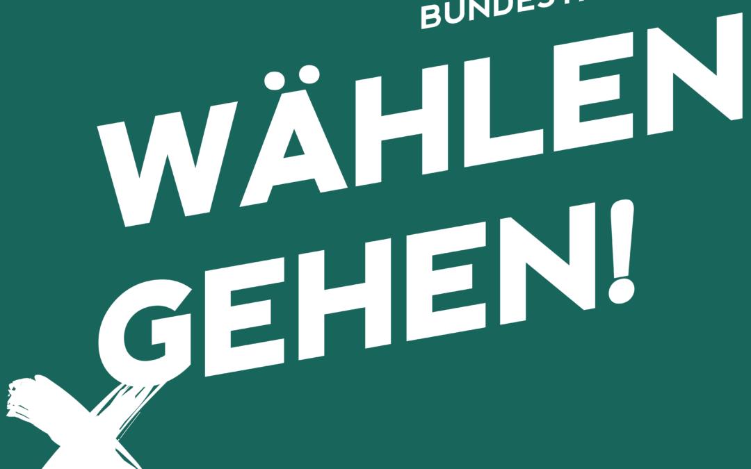 live Wahlforum zur Bundestagswahl