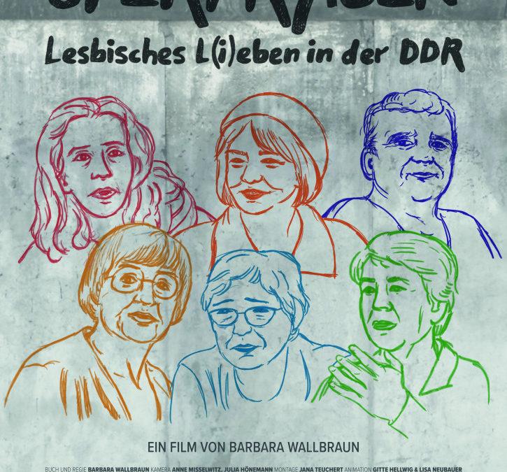 Uferfrauen – Lesbisches L(i)eben in der DDR – Queere Filmtag '21